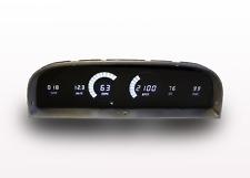 1960-1963 Chevy Truck Digital Dash Panel White LED Gauges Lifetime Warranty