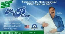 My Pillow Classic King Size Firm Fill Pillows - Set of 2