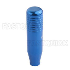 Smooth 13cm Universal Manual Car Gear Stick Shift Knob Shifter Lever Blue