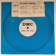 "DJ Maxi Single 12""  MICHAEL JACKSON   KISS  Limited Edition Promo Rare"
