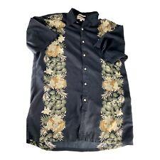 Campia Moda Hawaiian Shirt Mens Size M