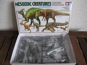 Diorama Set Mesozoic Creatures von TAMIYA im Maßstab 1:35 *NEU*