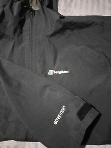 Mens berghaus goretex waterproof jacket xxl