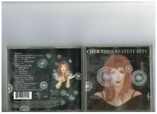 CHER CD. GREATEST HITS.THE BEST OF..