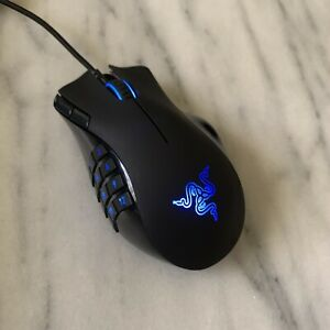 Razer Naga MMOG Gaming Mouse Model NO. RZ01-0028