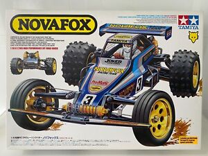Tamiya Nova Fox 58577 RC Buggy 1/10th Scale Brand New In Box