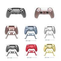 Upper Lower Face Case Cover Frame Handle Housing Shell For PS5 Controller