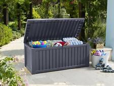 Rockwood Grey Outdoor Storage Box