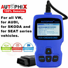 V007 OBD2 Car Diagnostic Code Reader ABS SRS EPB Oil Reset Scanner Tool For VW