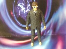 """DOCTOR DR WHO 5"""" SCALE FIGURE - 10TH DR IN 3D GLASSES - LOADS MORE INSTORE"""