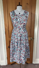 SEASALT - Belle Dress - May's Drawing Charm - SIZE 12 - BNWT