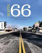 Route 66 von Freddy Langer (2016, Gebundene Ausgabe)