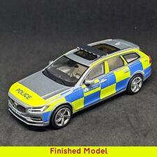 1/43 Norev Volvo V90 Met Police Car