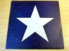EX Neil Young/Hawks & Doves/1980 Reprise LP