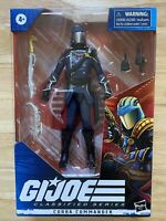 🔥Hasbro GI Joe Classified Series 06 Cobra Commander Figure Free Shipping 🔥🔥🔥