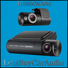 THINKWARE Q800 PRO 2K 1440P 32GB FRONT & REAR DASHCAM, WIFI, CLOUD, NIGHT VISION