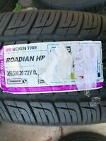 1 x NEW 265 50 20 NEXEN RODIAN HP TYRE 265/50 R20 111V XL EXTRA LOAD DOT 08/19