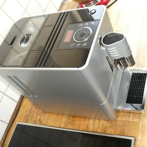 Jura ENA Micro 9 One Touch - Silber Aroma + Kaffeevollautomat