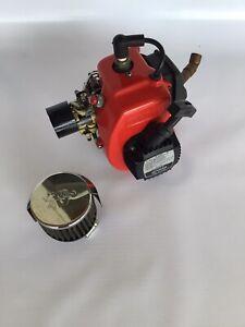 vintage Zenoah G2D two cycle engine WCM NewEra 1/4 scale K&N Air Filter