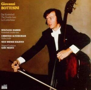 Giovanni Bottesini (1821-1889) • Der Kontrabaß - The Double Bass CD