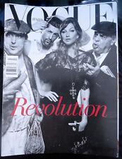 Vogue Italia 7/2013 Gisele Bundchen Linda Evangelista Steven Meisel Madonna