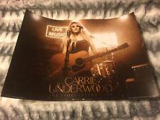 Carrie Underwood Storyteller Tour Poster