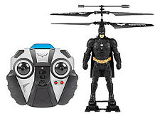 WORLD TECH TOYS Remote-Control Batman Helicopter 33711