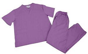 Unisex Scrub Sets Plus Sizes 4XL and 5XL Extra Big Scrubs for Men & Women BP101