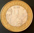 2006 MEXICO 100 PESOS SILVER BIMETALLIC Serie 2 ESTADO DE GUERRERO Nice!!!