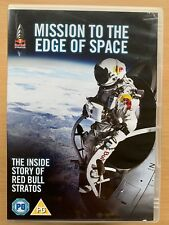 Mission to the Edge of Space DVD 2012 Redbull Freefall From Above the Earth