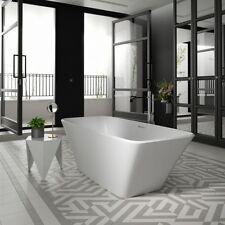 """British Baths"" Ardingley Matt Finish Natural Stone Freestanding Bath -1800mm"