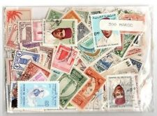 300 Different Morocco (French) Stamp Collection - stamps at least 25 years old