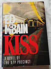 Kiss: A Novel of the 87th Precinct by Ed McBain Signed