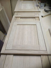 Hand Made Replacement Kitchen Doors Solid Oak In-frame Ref: Kitchen Units