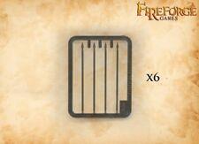 FIREFORGE GAMES 24 SPEARS 6cm  MODEL DV006