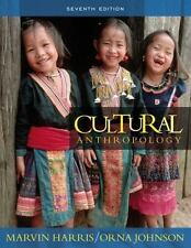 Cultural Anthropology, Marvin Harris, Acceptable Book