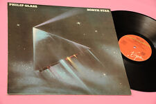 PHILIP GLASS LP NORTH STAR ORIG ITALY 1977 NM !!!!!!!!!!!!!!!!!!!!!!!!!!!!!