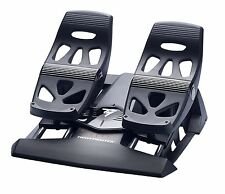 Thrustmaster TFRP Flight Rudder Pedals for PC & Playstation 4 (2960764)