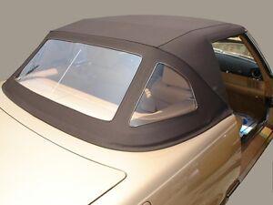 Mercedes-benz 350sl r107 cabrio con protección desmontable Soft top techo amarillo 1971-1989 1//1