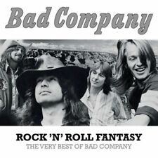 Bad Company Rock 'n' Roll Fantasy The Very Best of CD Greatest Hits