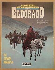 BLUEBERRY collana eldorado n.19 LA LUNGA MARCIA edizioni nuova frontiera 1987