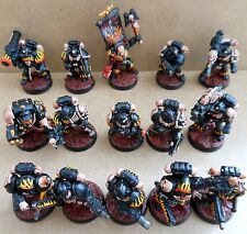 1993 Space Marines Legion of the Damned Citadel Pro Painted Warhammer Army 40K