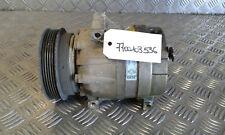 Compresseur de Climatisation - RENAULT Megane Scenic I (1) Essence - 7700103536