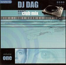 DJ DAG : CLUB MIX - VOLUME ONE / CD (LUNATEC LUNA010-2) - NEU