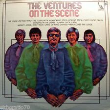 The VENTURES On The Scene / The Horse  LP - Surf Guitar
