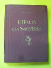 BUSETTO - ITALIA E LA SUA GUERRA - ED.BUSETTO - 1933