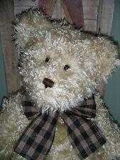 "Boyds Bears Chenille 2005 ~16"" Quincy P. Mcbearsen~ H.B.'S Heirloom Series"