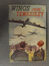 Wings Over Tewkesley by Reginald Taylor H/B D/W Pub. Bodley Head*Uk Post £3.25*