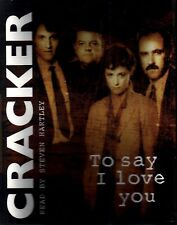 Audio Book - CRACKER - TO SAY I LOVE YOU