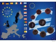 EURO PAYS-BAS 2003  SERIE COMPLETE 1 C A  2 € NEUVE